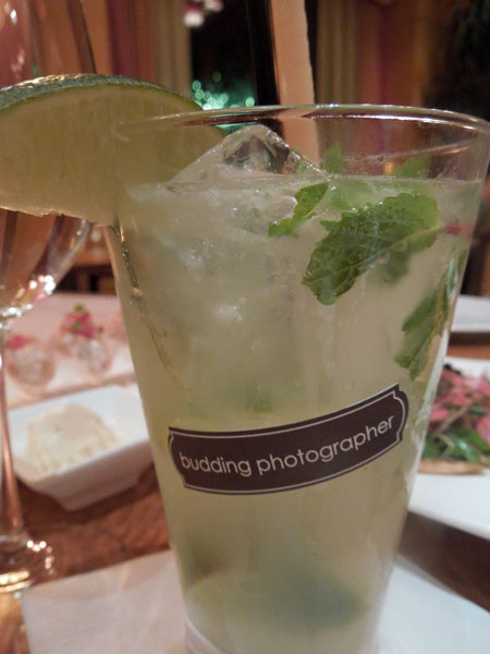 Mojito at Deseo in the #Westin Kierland Resort