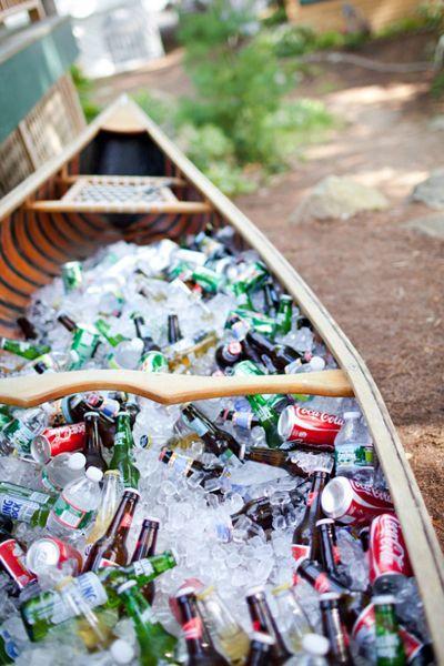 Beverage Boat
