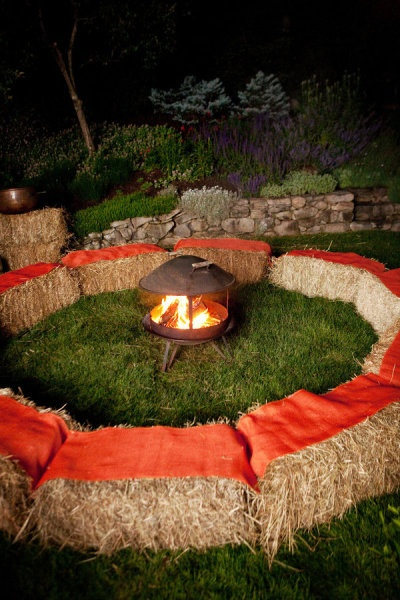 Campfire Seating