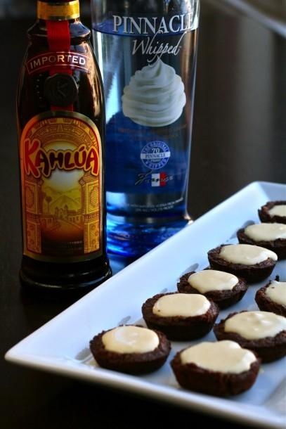 Kahula Pudding Shots