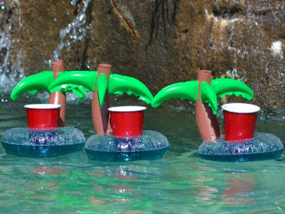 Single Floating Drink Holders