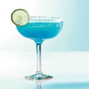 Blue Lagoon Margarita Recipe