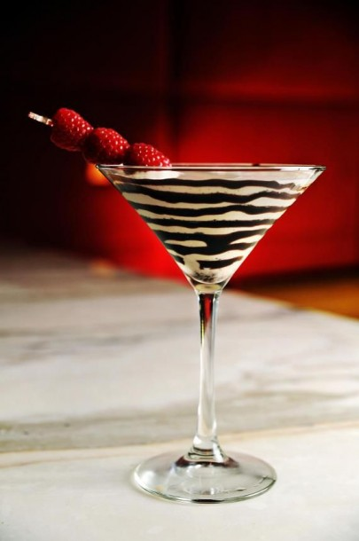 Temptation - Godiva Chocolate Martini Recipe