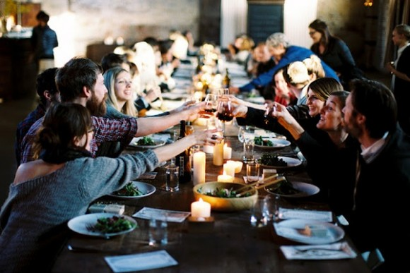 Dinner Party Seating Strategy
