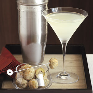 Dirty Martini... Extra Dirty