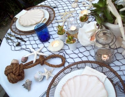 Table Linens and Decorations