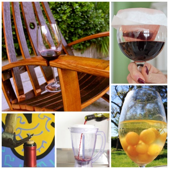 10 wine hacks that will change your life from Clingks.com