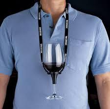 Wine Glass Necklace