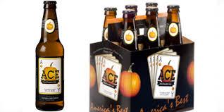 ace pumpkin hard cider