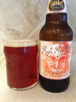 founders red rye ipa