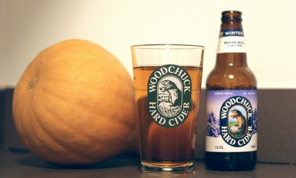 woodchuck winter oak hard cider