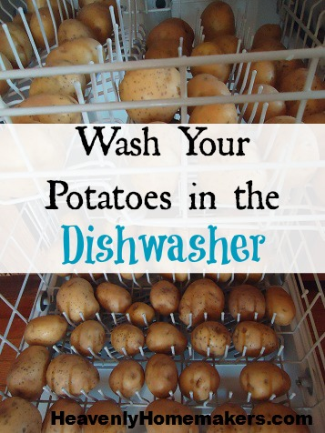 Wash-Potatoes-in-the-Dishwasher hack
