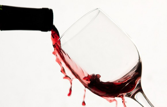 red wine spill hack