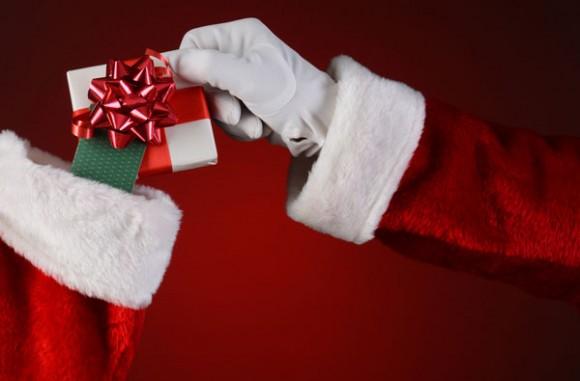 santa stocking stuffer