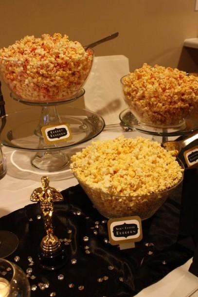 oscar popcorn