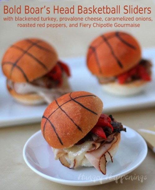 basketball burger