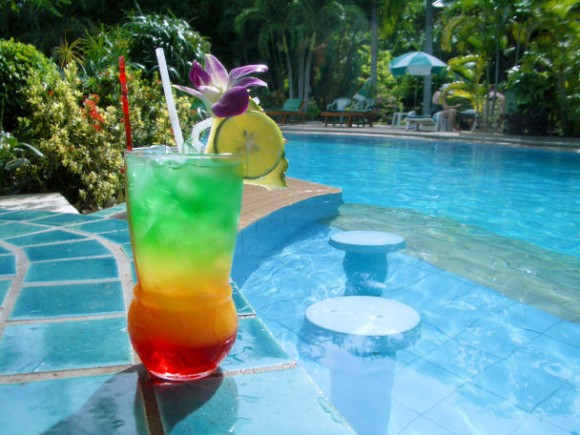pool party drink