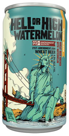 21st amendment Hell-or-High-Watermelon