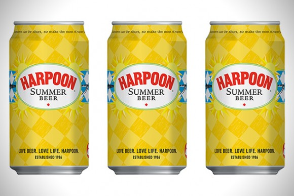 harpoons summer beer