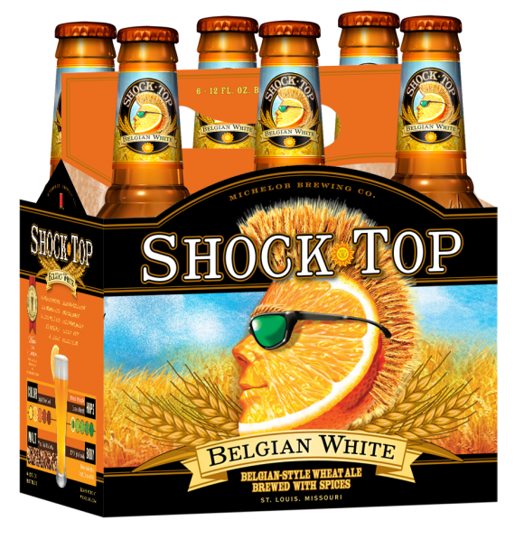 shocktop belgian white