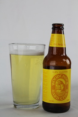 woodchuck private reserve ginger cider