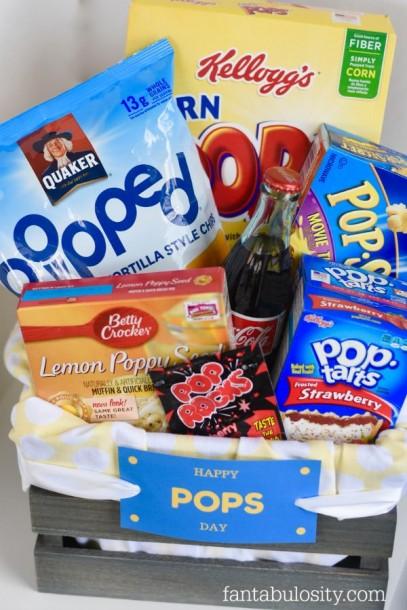 pops gift basket