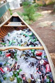 boat cooler for drinks
