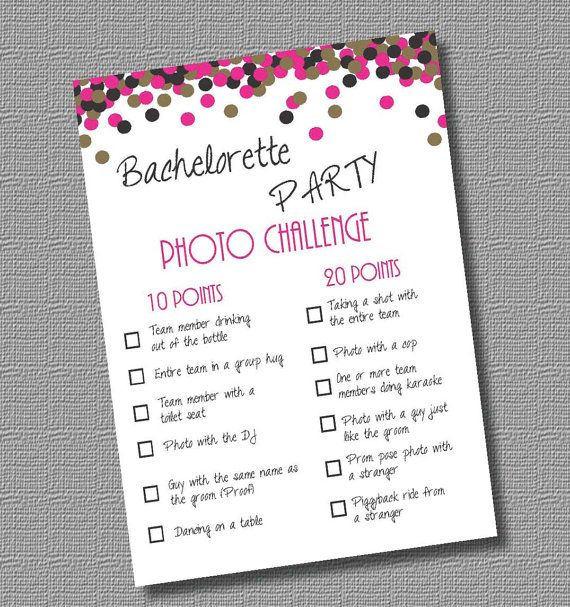 Last Fling Before The Ring Bachelorette Party Ideas