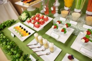 veggie and fruit bites