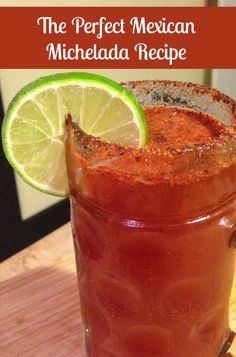 mexican michelada