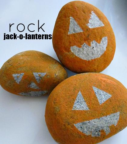 rock o lanterns