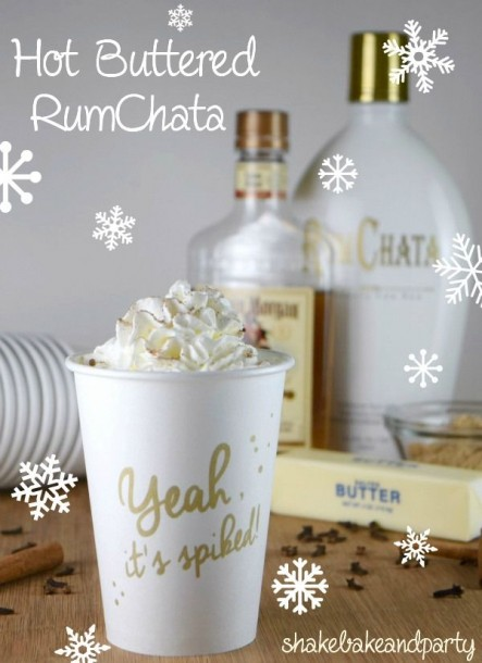 hot buttered rum chata