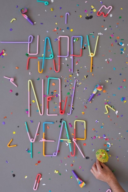 happy new years intro