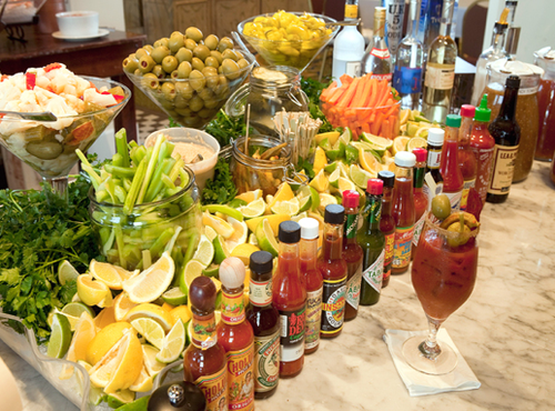 bloody mary bar picture