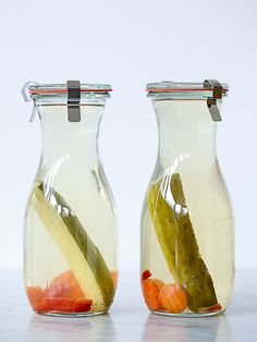 pickel infused vodka