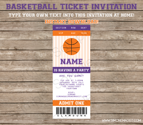 Printable-Basketball-Party-Invitation-Template-purple-orange