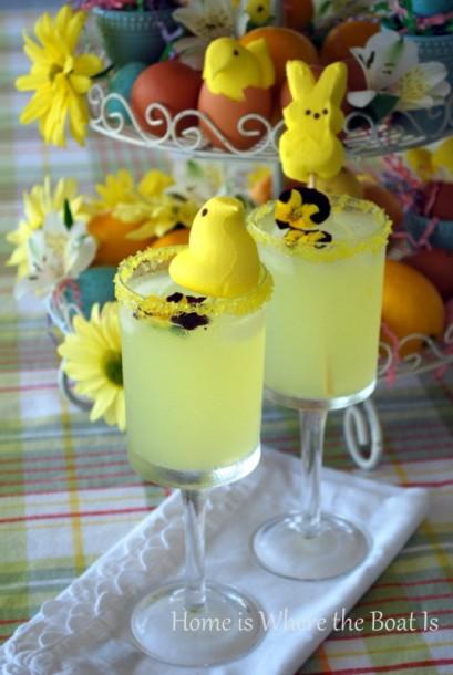 lemonade peeptini