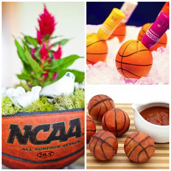 march madness Collage