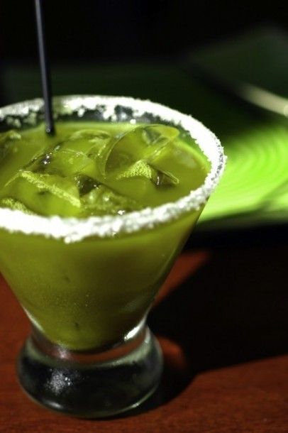 green tea margarita