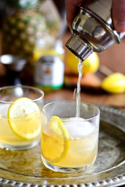 Pineapple-Whiskey-Sour