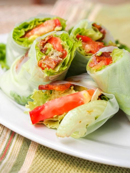 BLT-Summer-Rolls-with-Avocado-Recipe