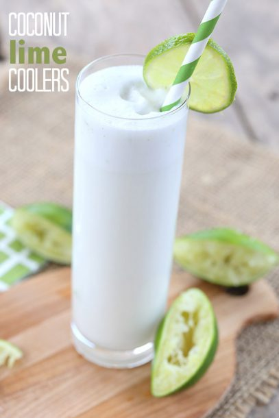 Coconut-Lime-Coolers