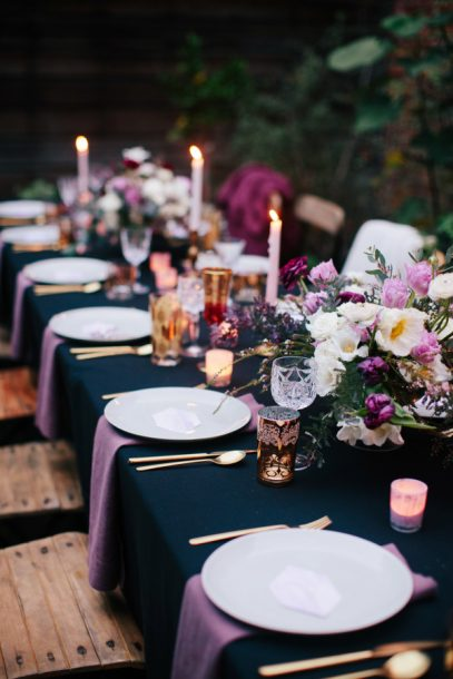 outdoor table setting 1