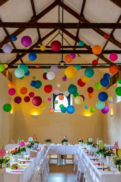 rainbow lanters