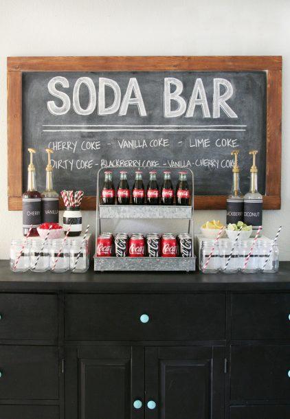 soda bar