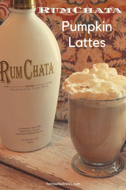 rumchata-latte