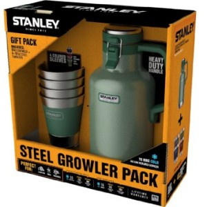 stainless steel stanley growler