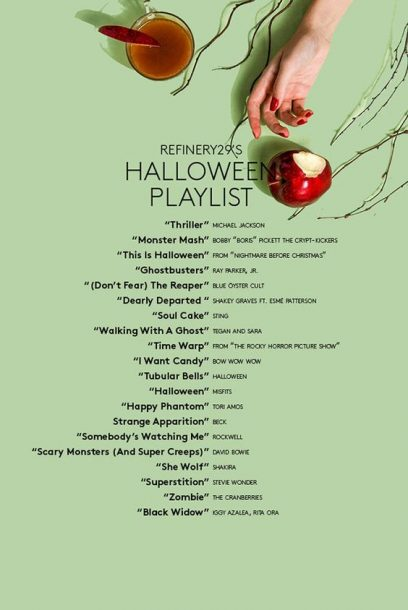 haloween-playlist