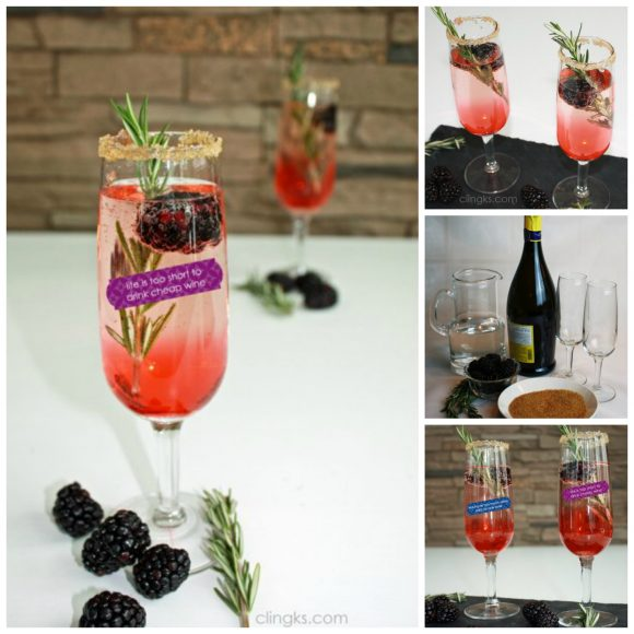 blackberry-ombre-champagne-cocktail