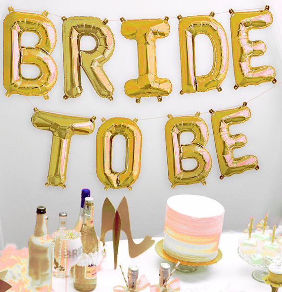 Throw A Bridal Shower Via Etsy For Under $100